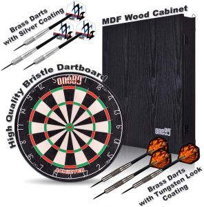 ONE80 All-in-One Dart game Center