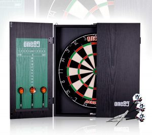 ONE80 All-in-One Dartgame Center