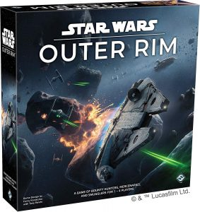 Outer Rim In Star Wars Board Game