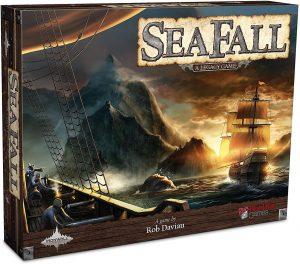 Plaid Hat Games Presents SeaFall