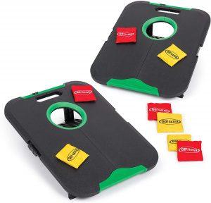 Portable Cornhole Board in Junior Size