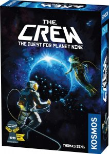 Quest For Planet Nine Board Game