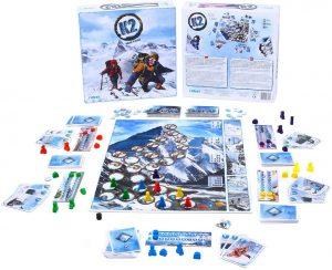 Rebel Presents K2 Board Game