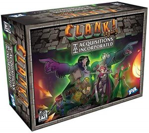 Renegade Presents Clank Legacy Board Game