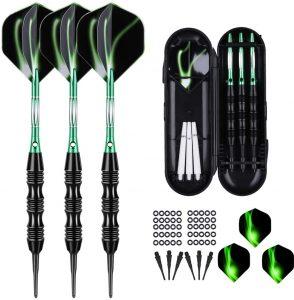 Sanfeng Professional Soft Tip Darts Set