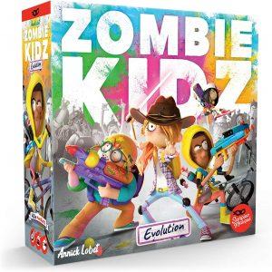 Scorpion Mask Presents Zombie Kids Evolution