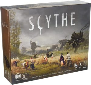 Scythe Board Game By Stonemaier