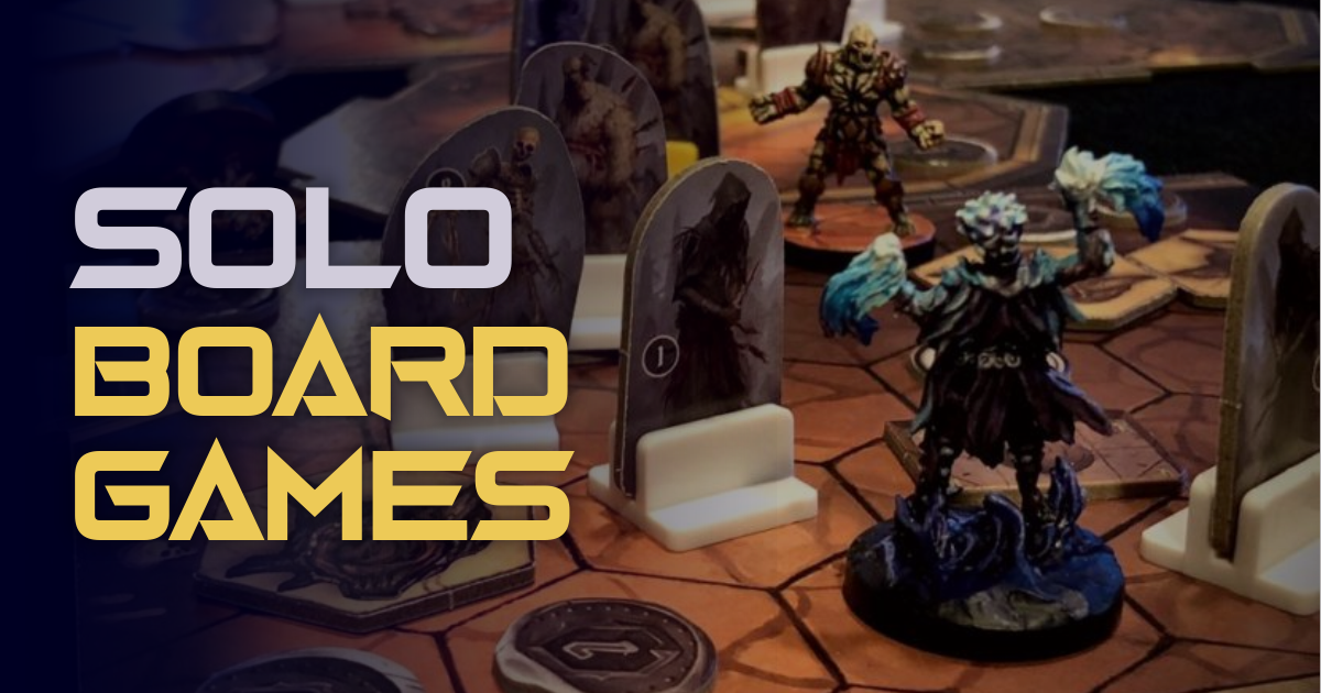 Best Solo Board Games You Will Love This Year