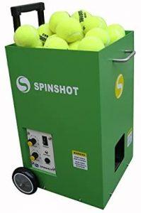 Spinshot Lite Tennis Ball Ma