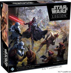 Star Wars Fantasy Flight In Legion