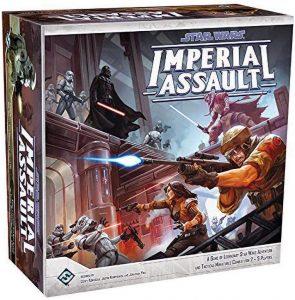 Star Wars – Imperial Assault By Fantasy Flight