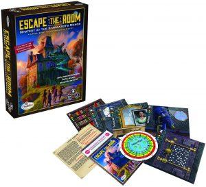 Stargazer's Manor Room Escape Game by ThinkFun