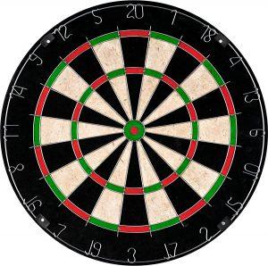 TG Champion Bristle Dart Board