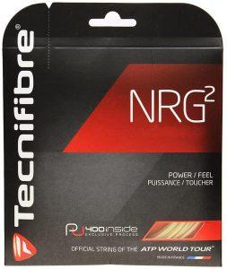 Tecnifibre NRG2 Black Tennis String