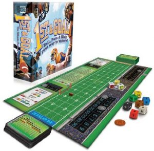 The 1st and Goal Board Game