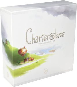 The Charterstone Board Game