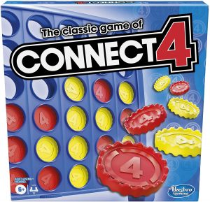 The Classic Board Game of Connect 4