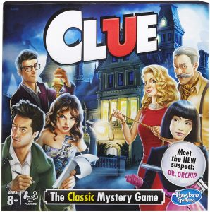 The Clue By Hasbro