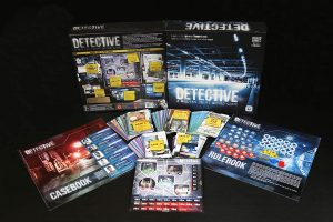 The Detective Board Game