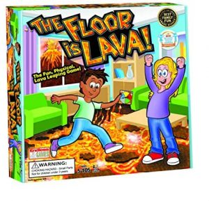 The Floor Is Lava Board Game