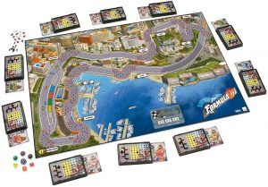 The Formula D Board Game