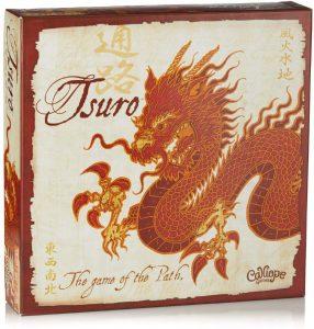 The Game Of Path In Calliope Tsuro