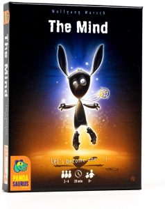 The Mind Board Game By Pandasaurus