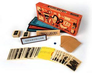 The Secret Hitler Board Game