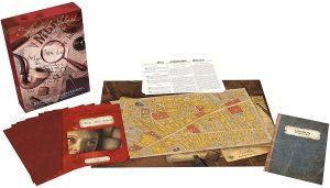 The Sherlock Holmes Strategy Board Game