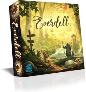 The Starling Game Presents Everdell