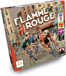 The StrongHold Presents Flamme Rouge