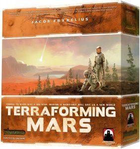 The Terraforming Mars Multicolor Board Game