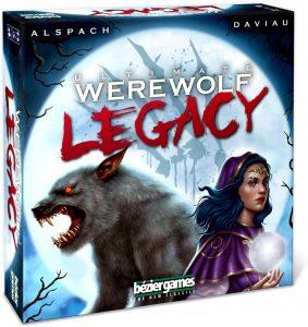 The Werewolf Legacy Board Game