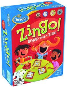 Think Fun Store Presents Zingo Board Game
