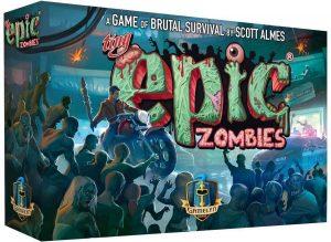 Tiny Epic Zombies By Scott Almes