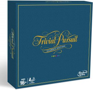 Trivial Pursuit By Hasbro Gaming