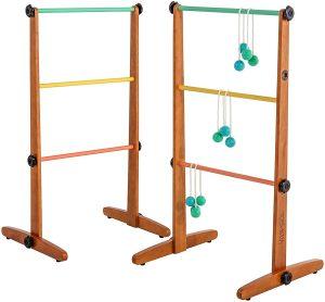 Viva Sol Premium Outdoor Ladder Ball Game