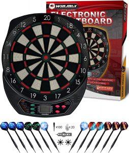 WIN.MAX Electronic Dart Board