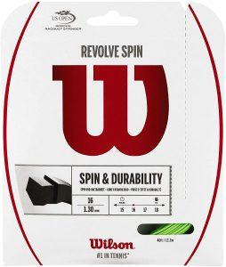 Wilson Revolve Spin Tennis String Set