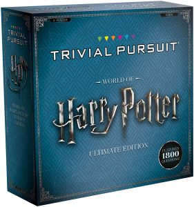 World Of Harry Potter Ultimate Edition BY USAOPOLY