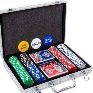 Yinlo Poker Chips Set