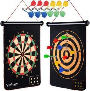 Yuham Magnetic Dart Board