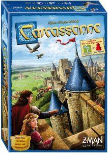 Z-MAN Games Presents Carcassonne
