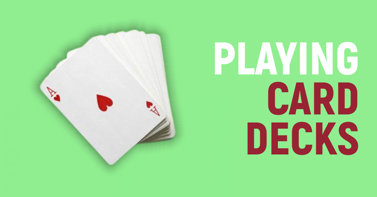 7 Best Playing Card Decks To Try This Year