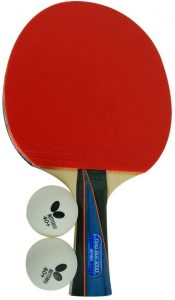 Butterfly Timo Boll Shakehand Ping Pong Paddle