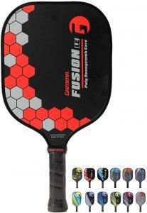 Gamma Sports Fusion LE Pickleball Rackets