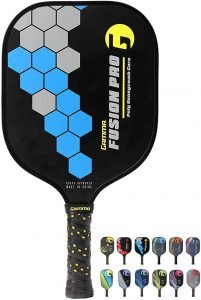Gamma Sports Fusion Pro Pickleball Rackets
