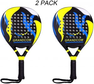 GrandCow Paddle Tennis Racket
