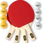 JOOLA All-in-One Indoor Table Tennis Set