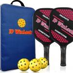 JP WinLook Pickleball Paddles Set